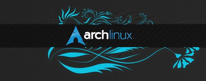 ArchLinux Extract from Wallpaper