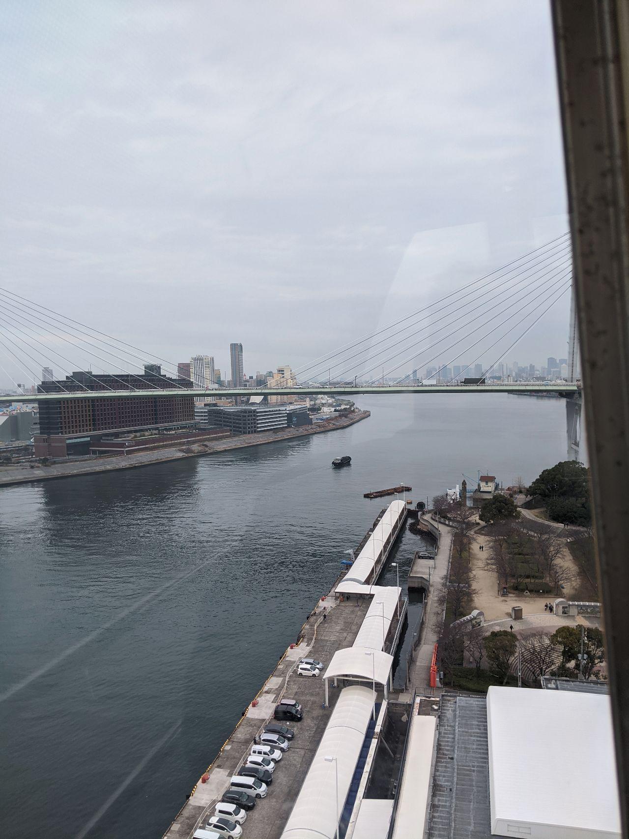 Osaka Ferris Wheel 1