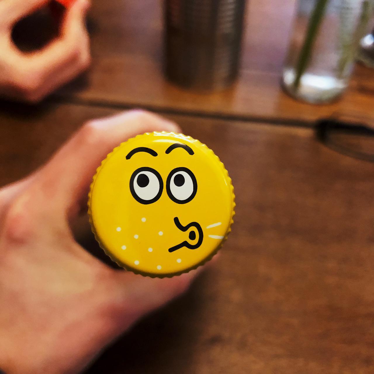 Lemon face