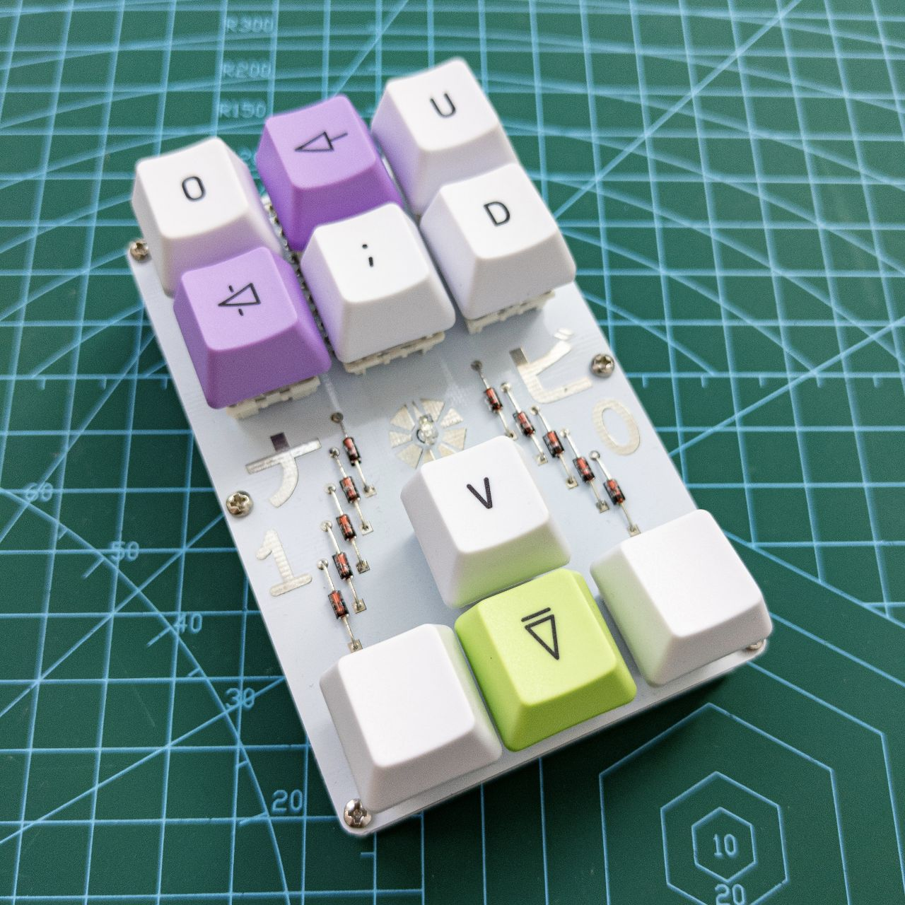 Navi10 keyboard photo