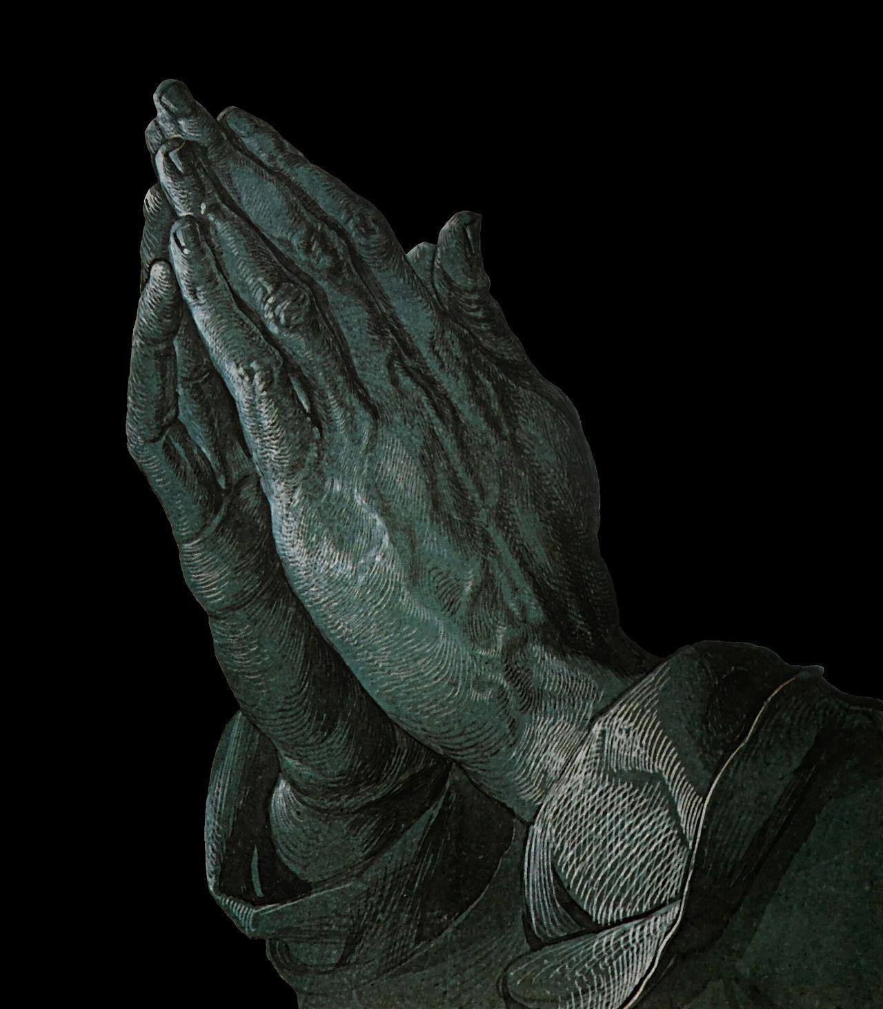 Les mains d'un apôtre