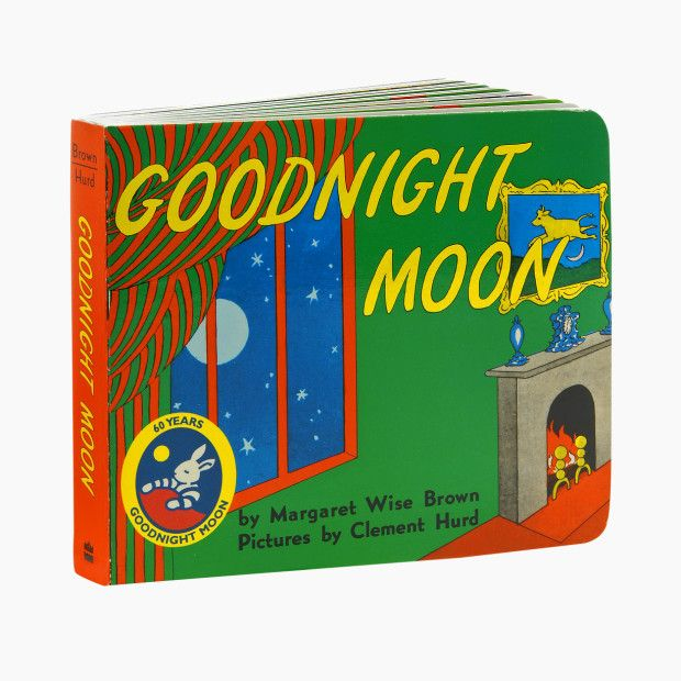 The original Goodnight Moon cover