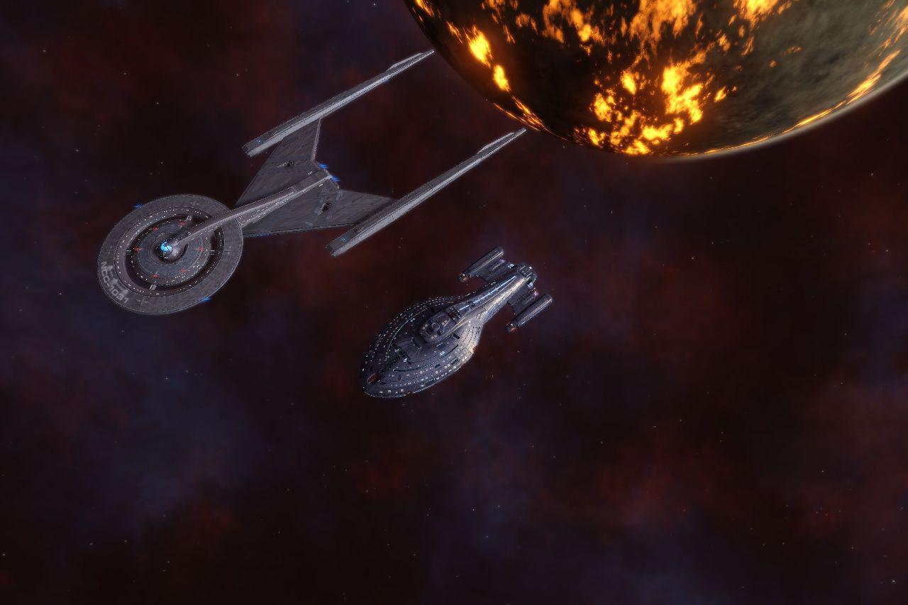 USS Discovery - Star Trek Online