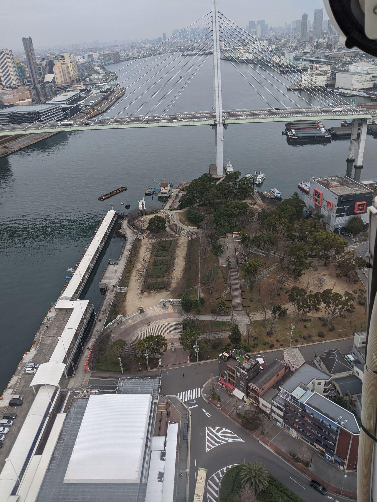 Osaka Ferris Wheel 5