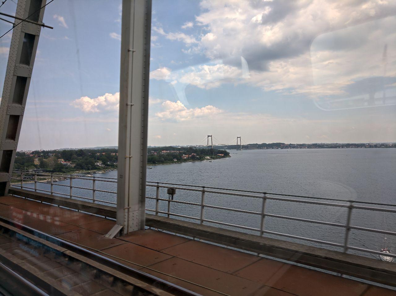 Little Belt Bridge, Denmark