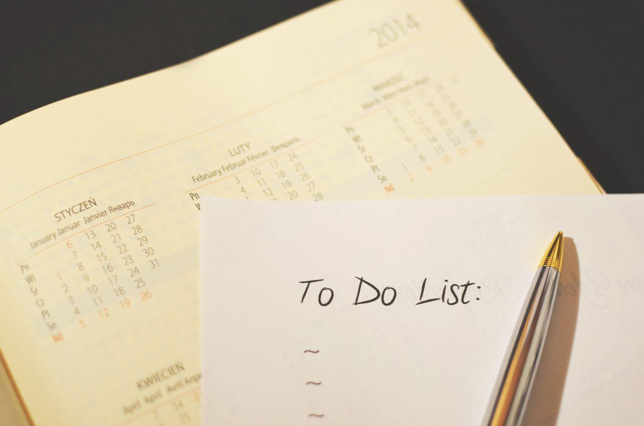 Como puedes organizar tu tiempo diario