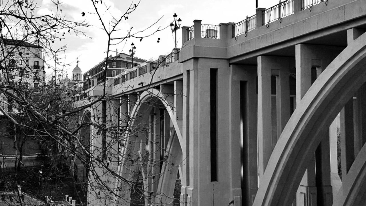 Madrid viaducto