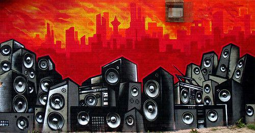 Ghetto Blaster