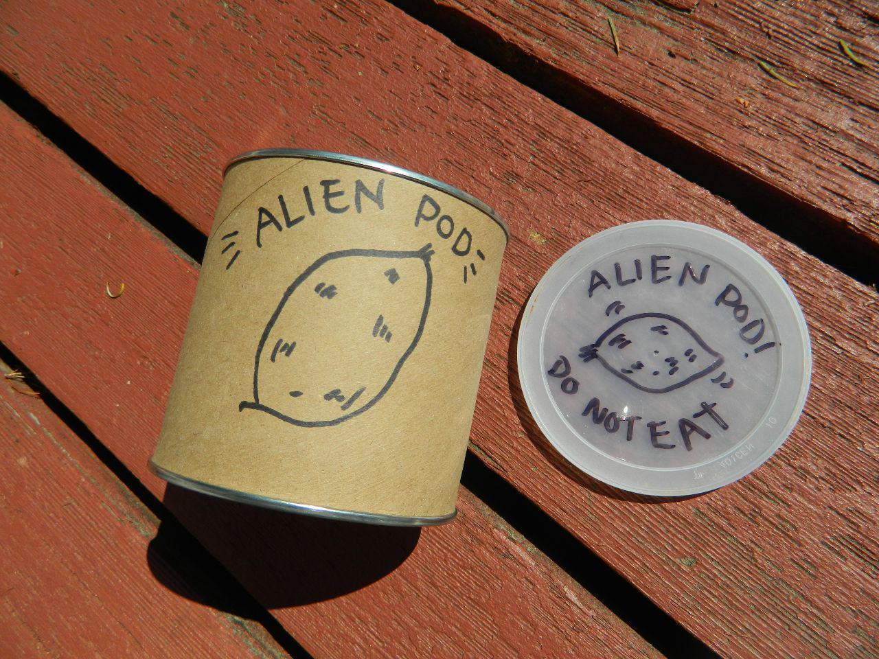 alien container