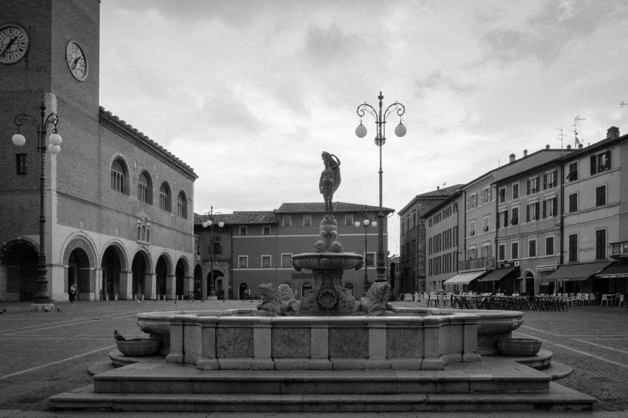 piazza della fortuna