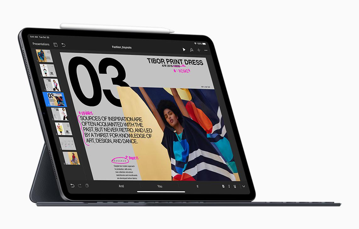 The 2018 iPad Pro