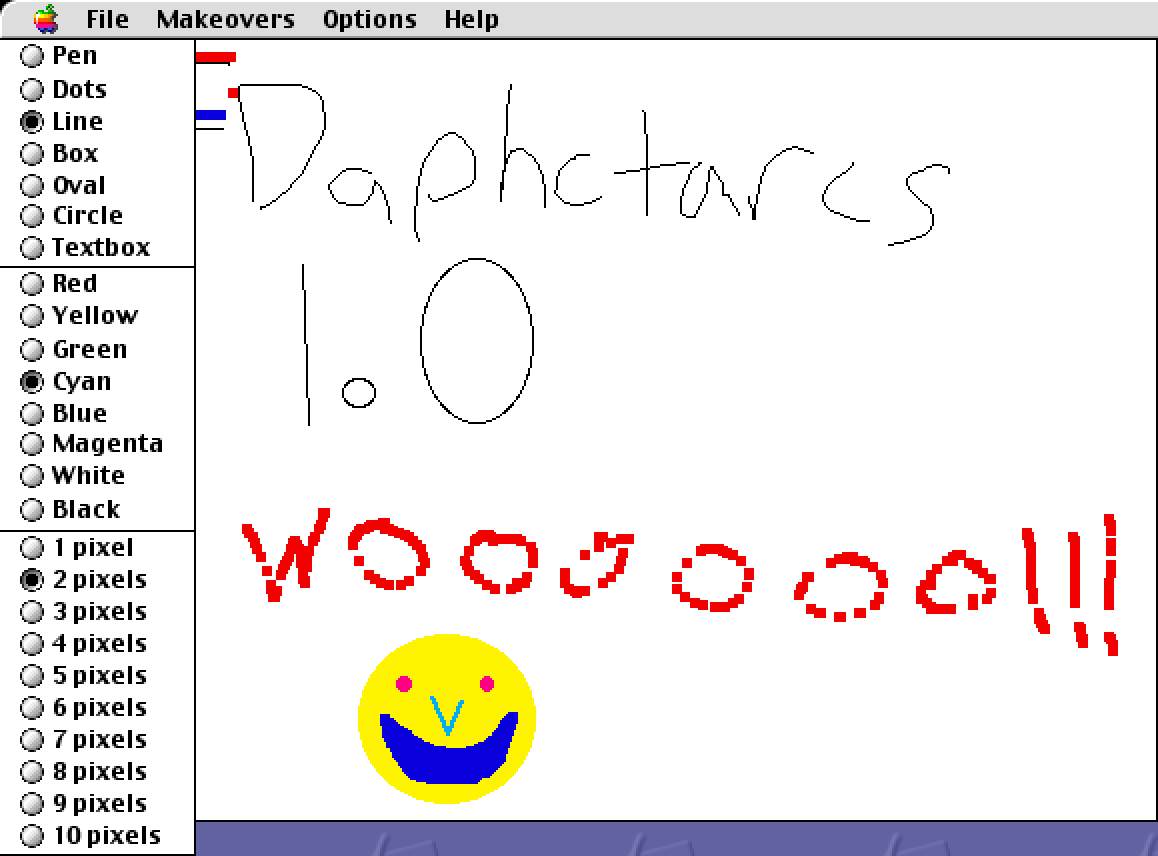 Daphctarcs screenshot