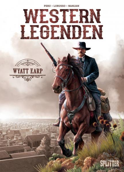 western legenden wyatt earp