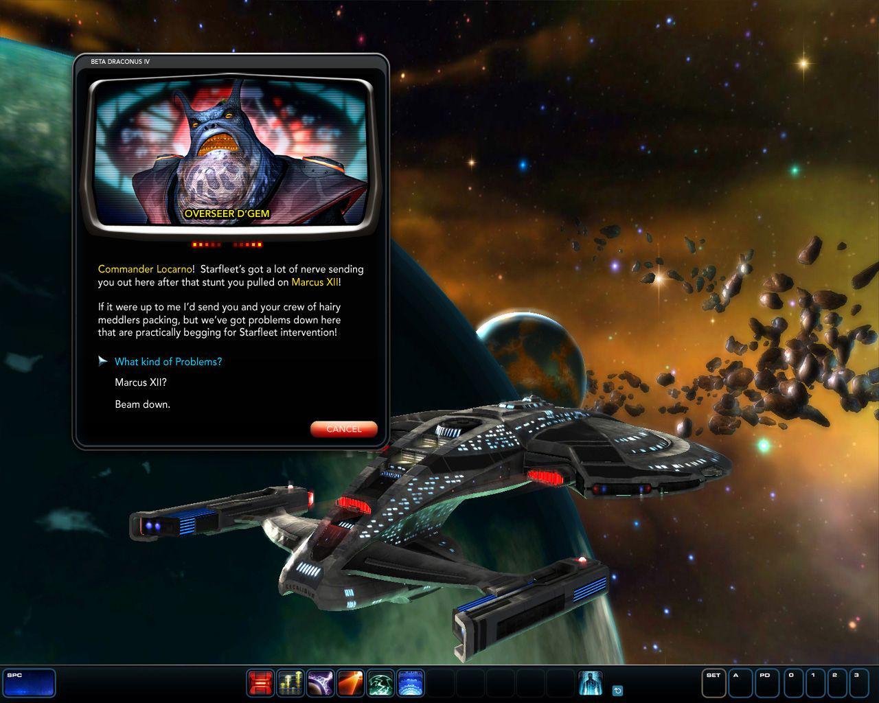 Perpetual Entertainment's Star Trek Online