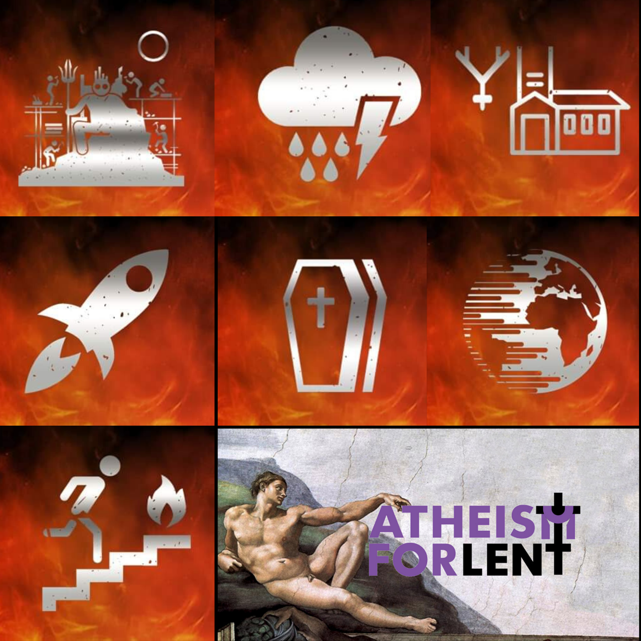 Atheism for Lent 2020
