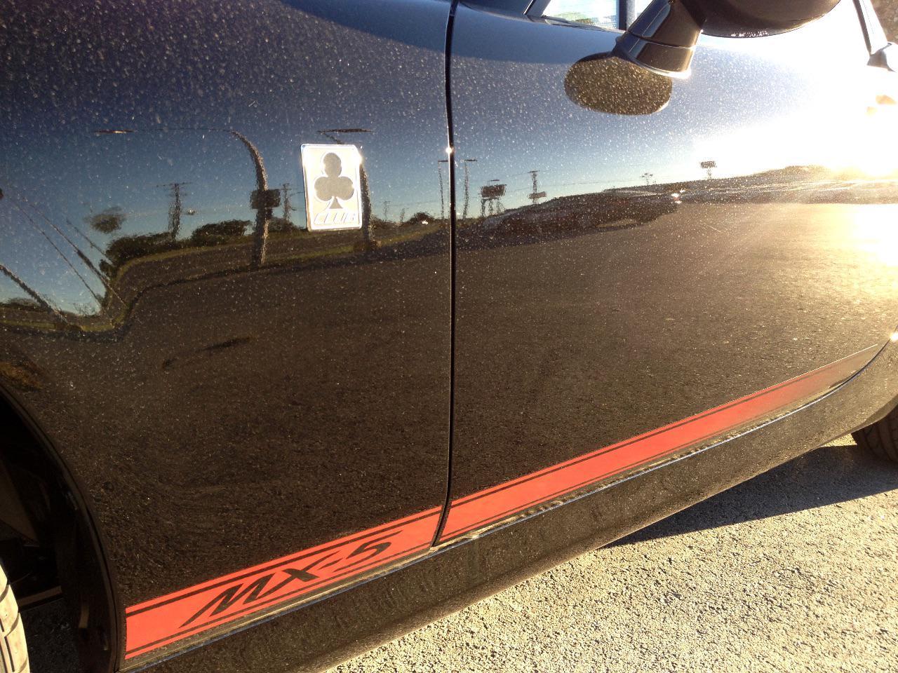 2013 Mazda MX-5 - Badging