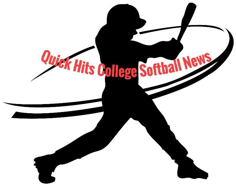 College Softball News