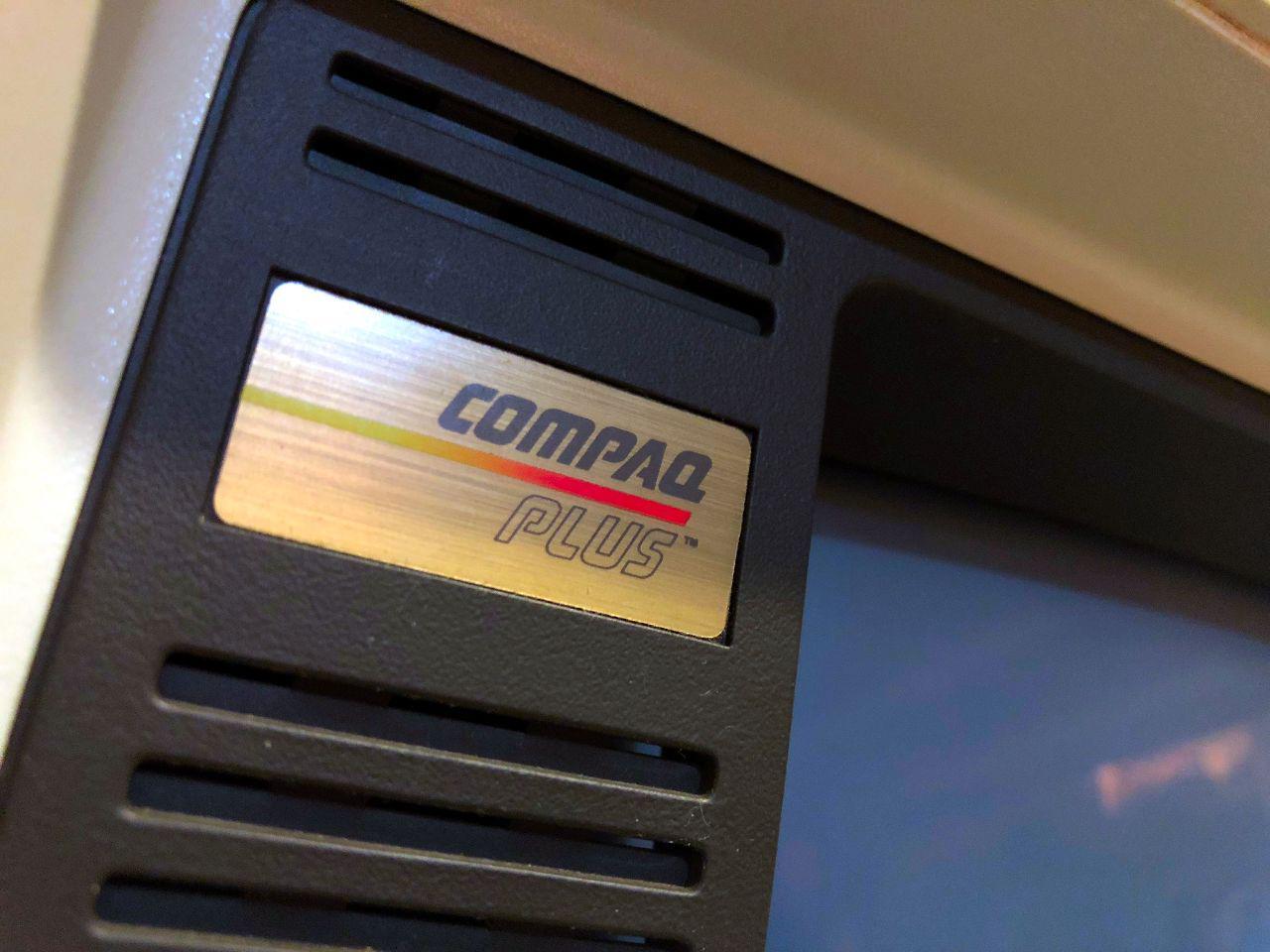 Compaq Portable