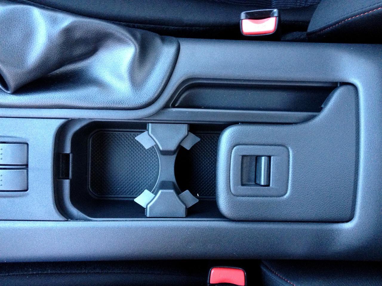 2013 Mazda MX-5 - Center Console