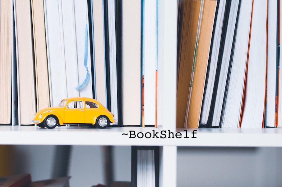 BookShelf - olia-gozha - Unsplash