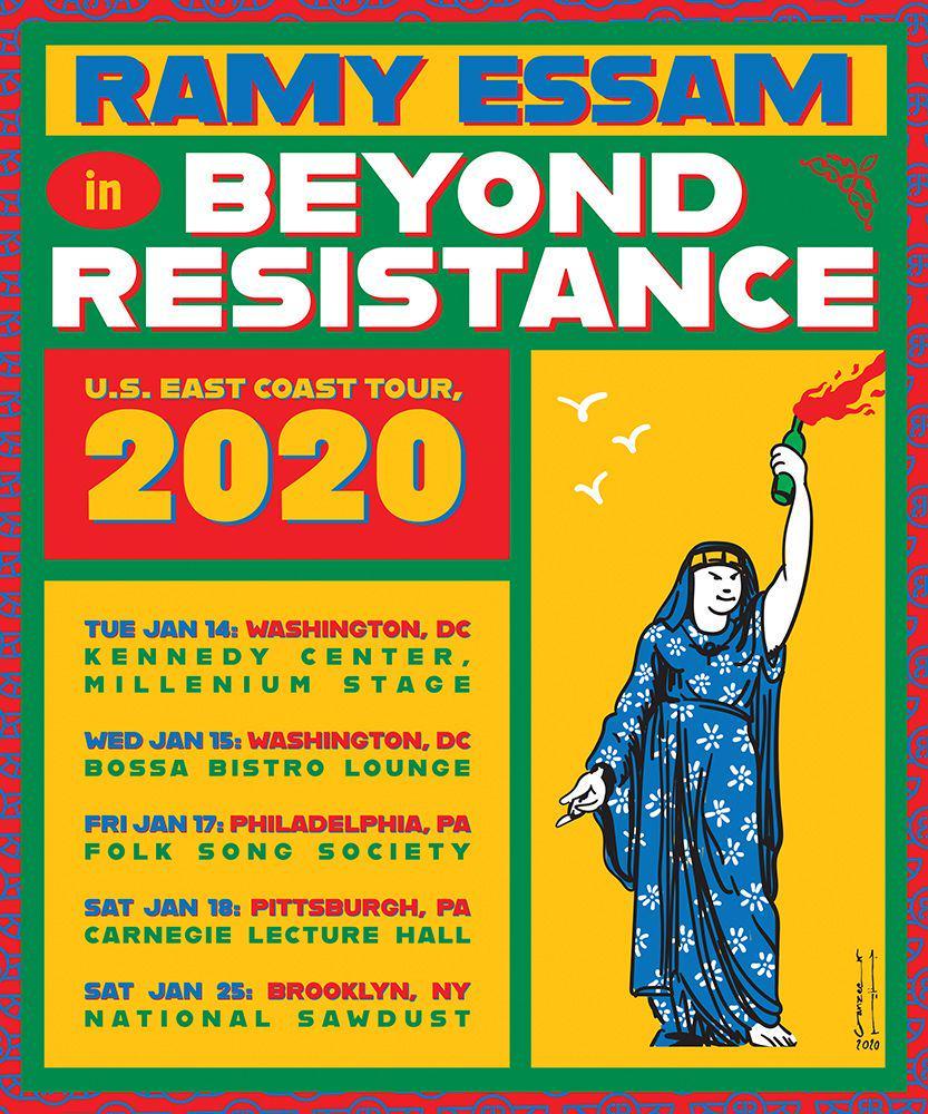 Beyond Resistance 2020
