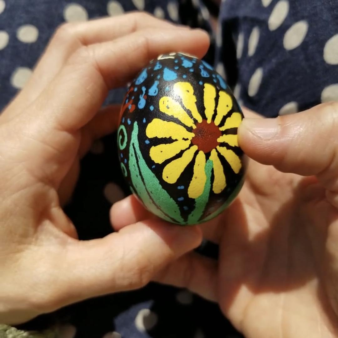 egg flower