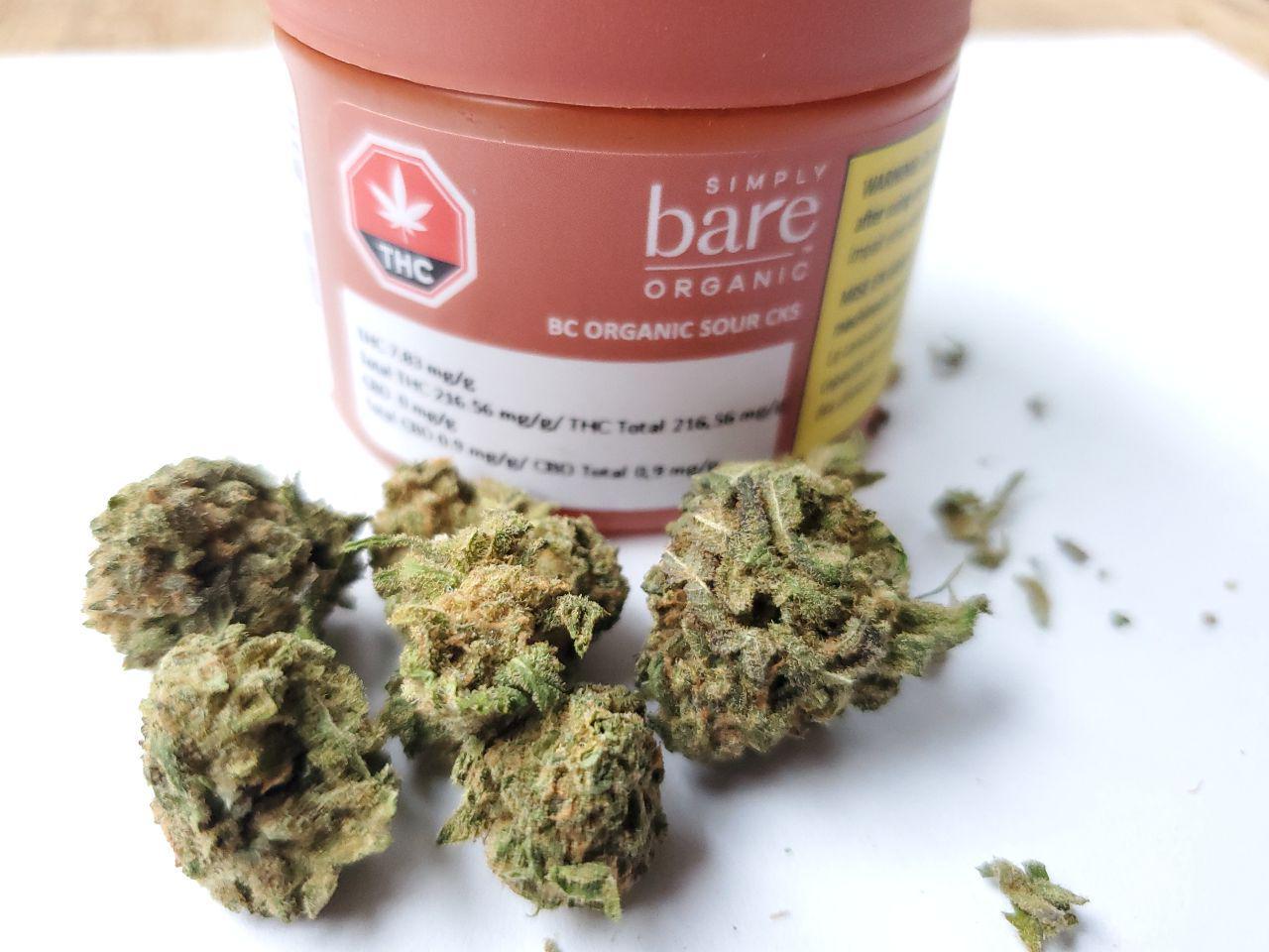Simply Bare Organic Sour CKS