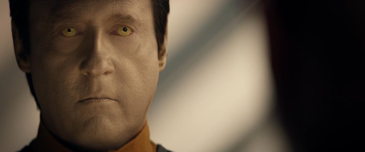 Star Trek Jowls
