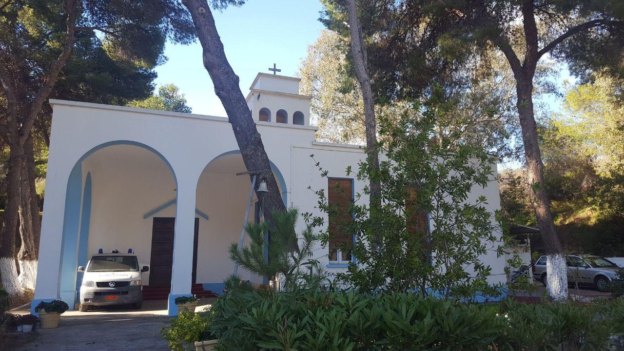 Η εκκλησία του νοσοκομείου για τις θρησκευτικές ανάγκες των νοσηλευομένων
