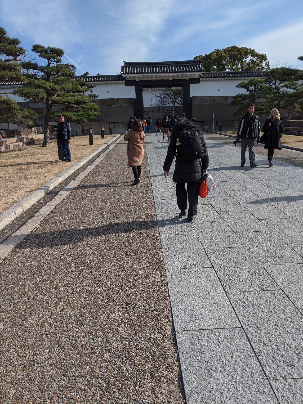 Osaka Castle 1