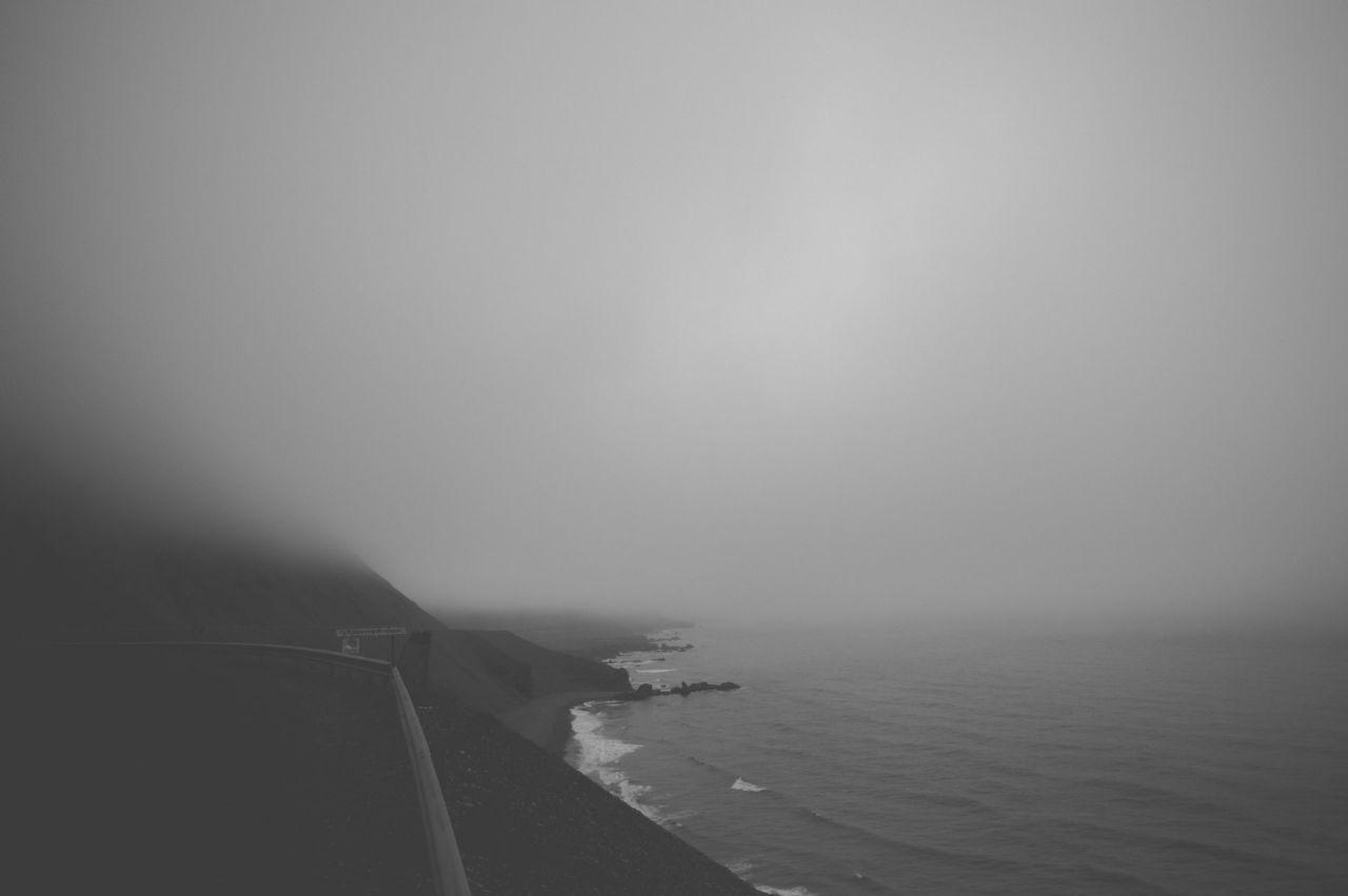 faded mist