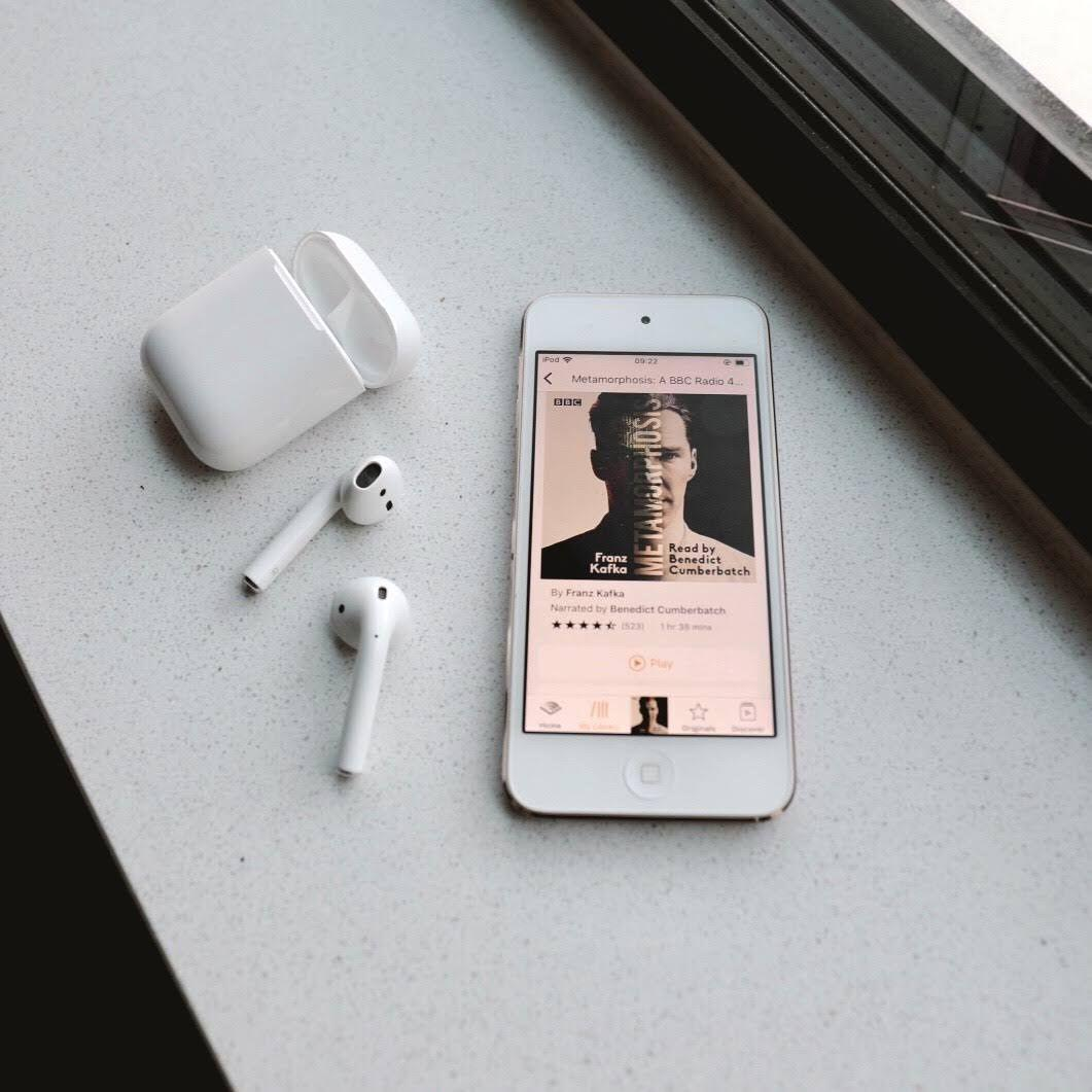 ipod with airpods