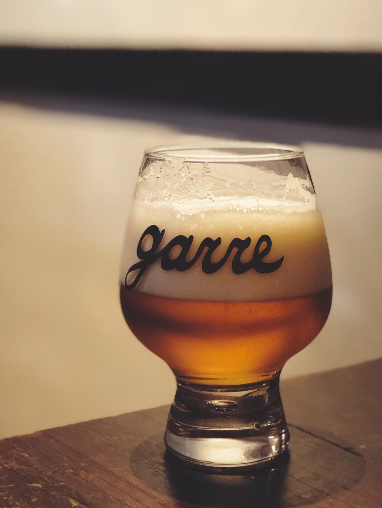 The legendary Tripel De Garre.