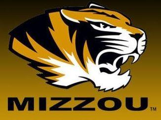 Missouri softball logo