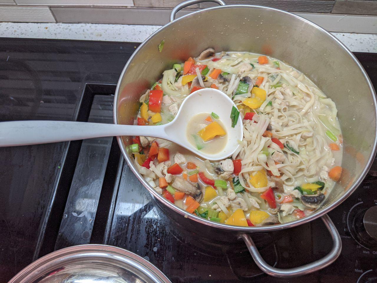 toru yano curry round 2 big pot