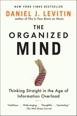 Cover of The Organized Mind