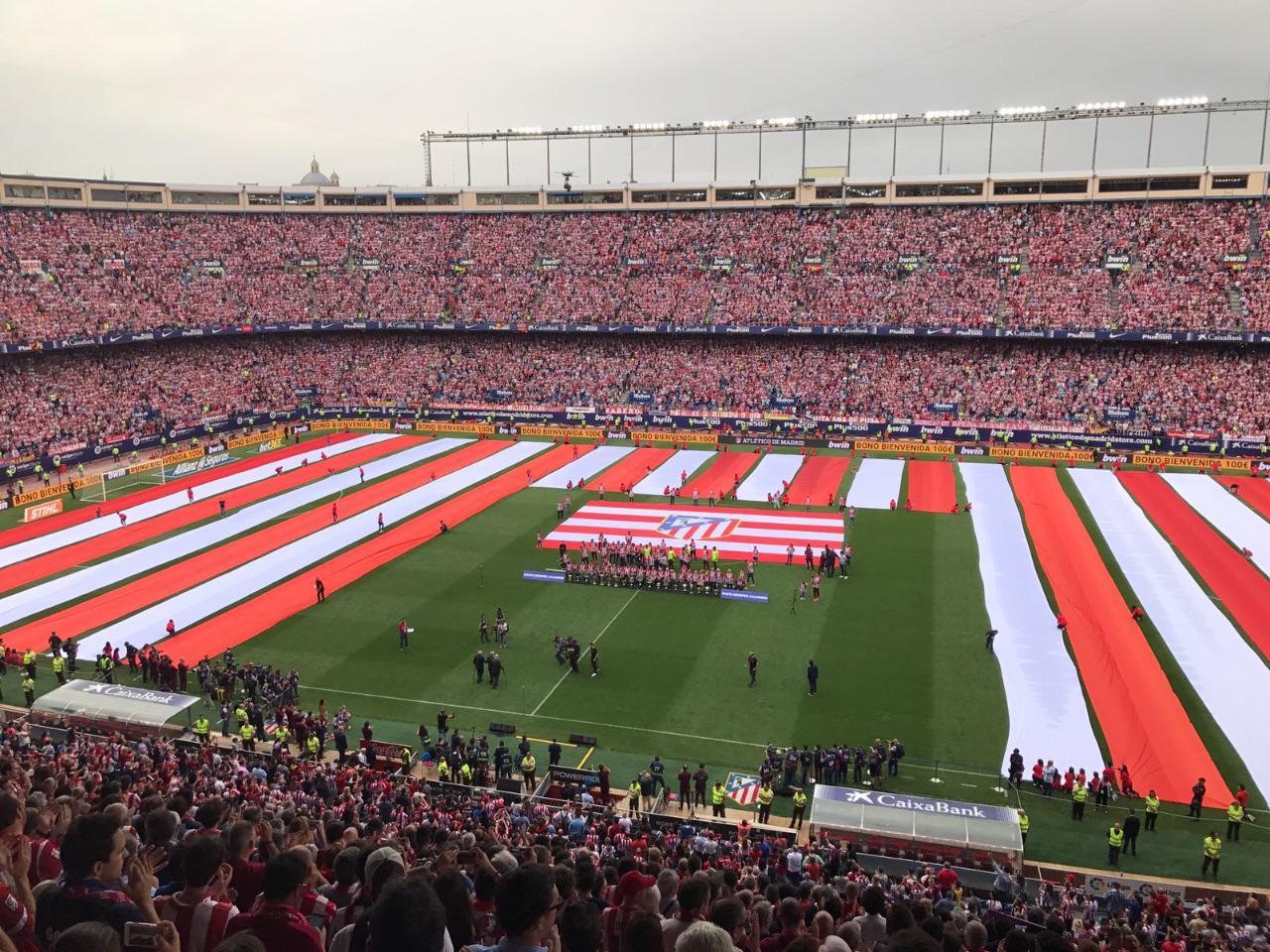 Hasta Siempre, Calderón