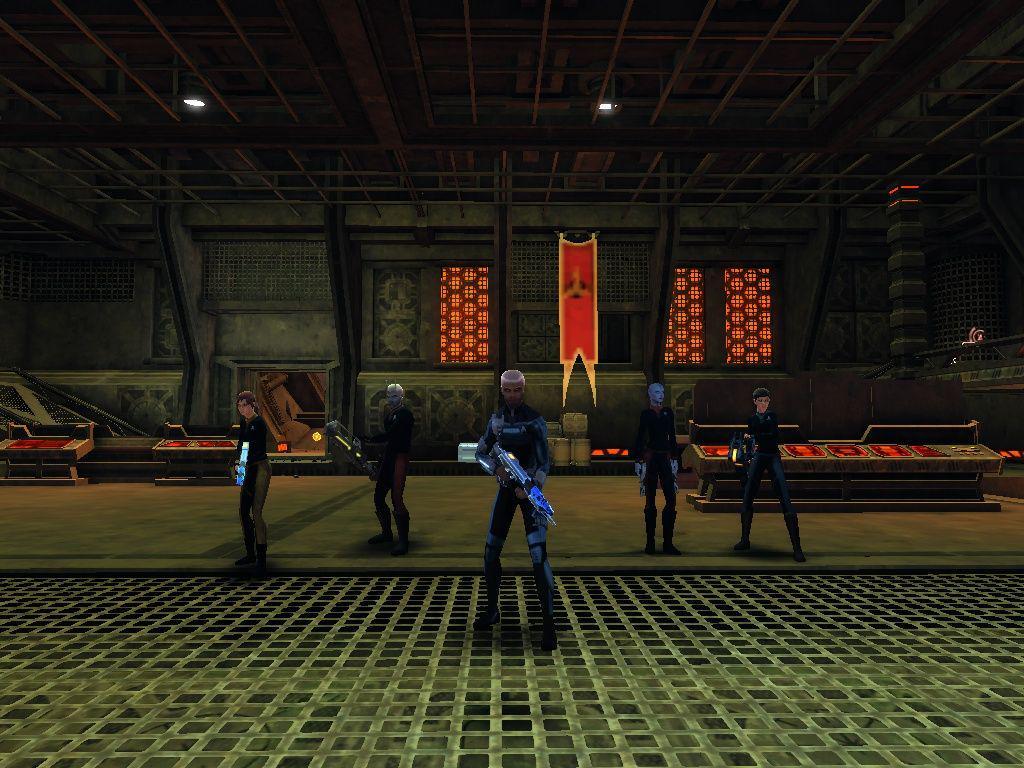 Star Trek Online Closed Beta