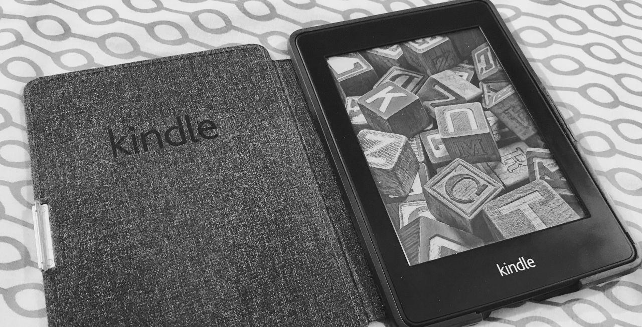 My good old Kindle