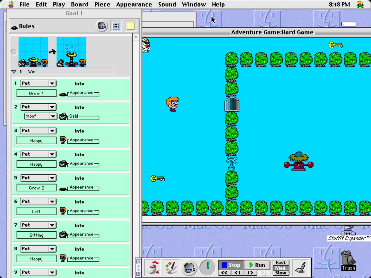 Screenshot of Cocoa DR3