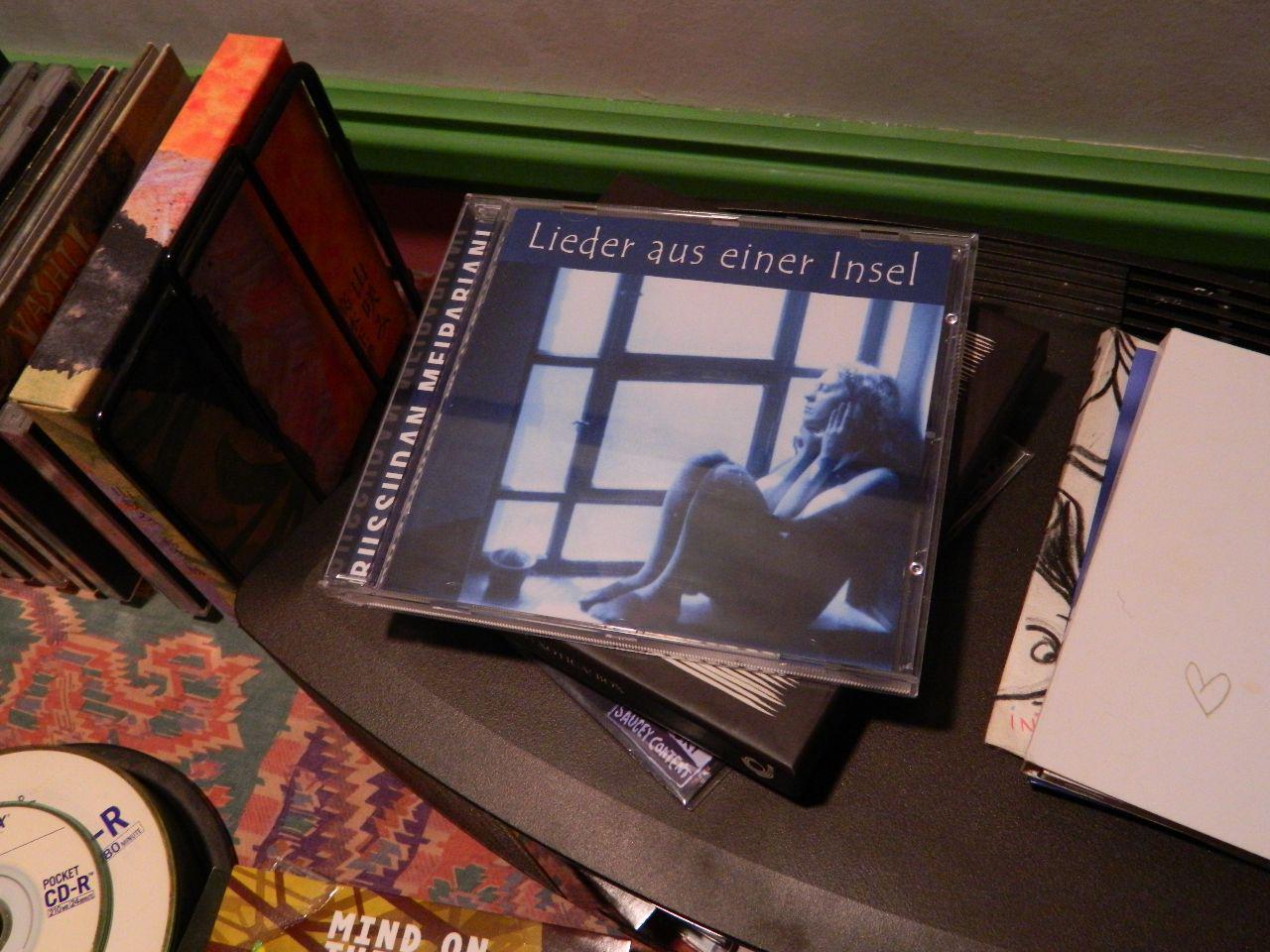 Lieder aus einer Insel CD