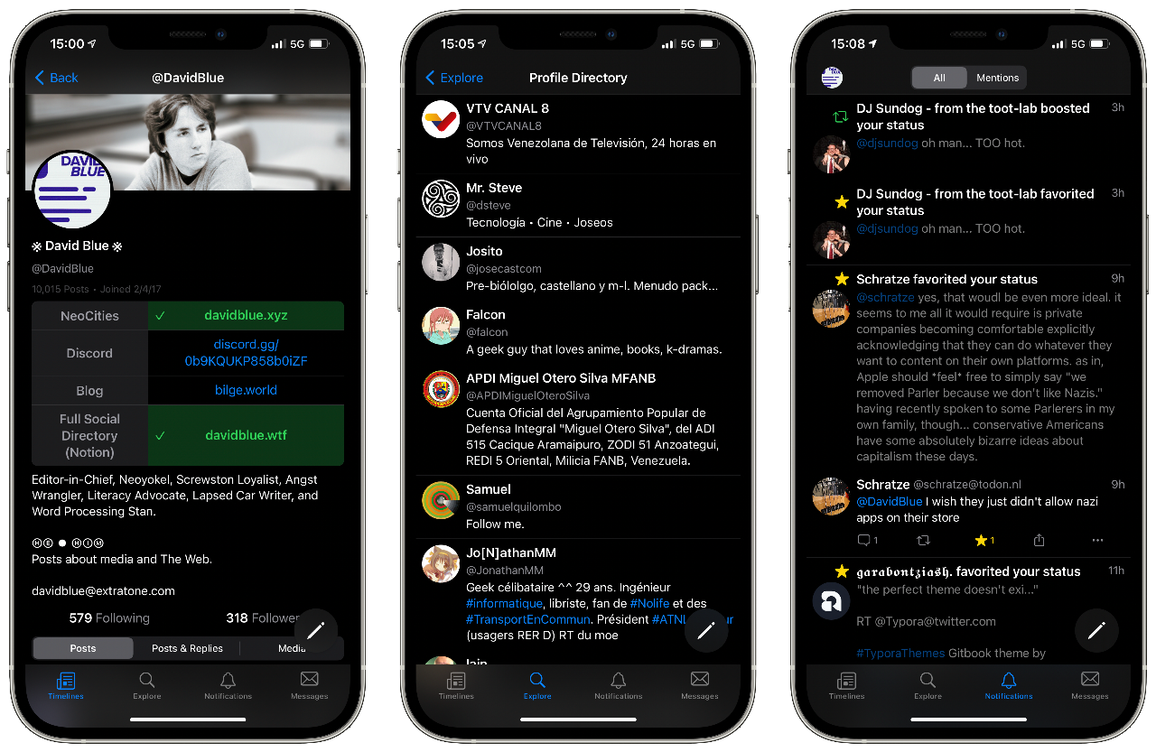 Metatext for iOS