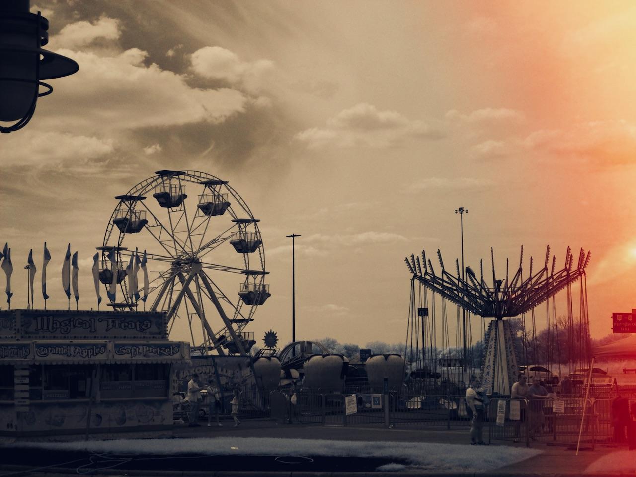 Fairground equipment