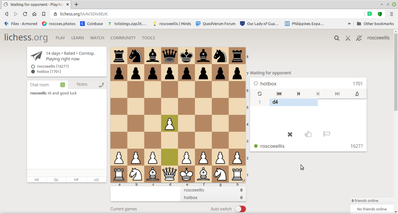 A new chess game