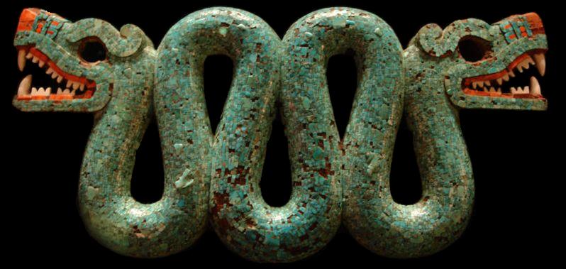 Aztec Serpent