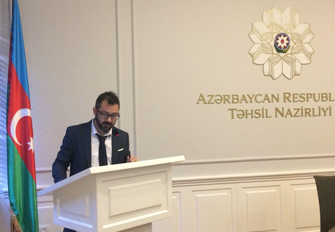 Baku, Azerbaijan, 2016