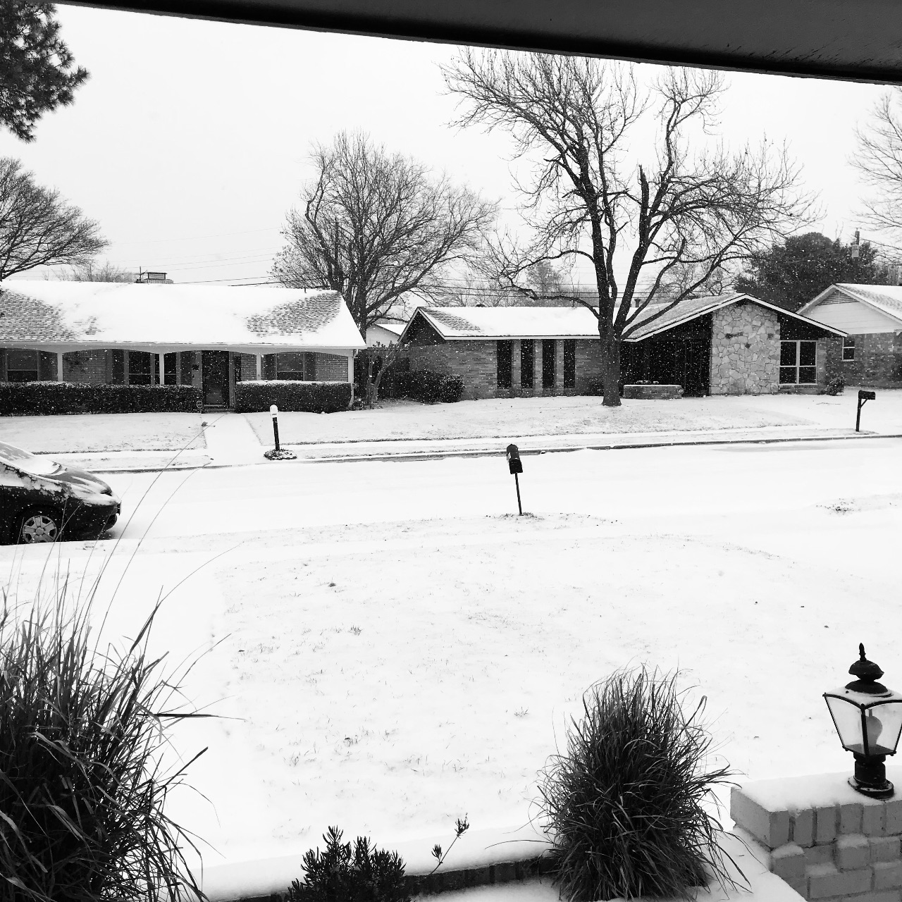 The Texas winter storm of February 2021